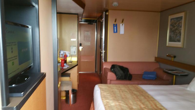 Carnival Victory cabin 6309