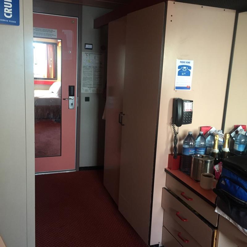 Carnival Elation cabin M191