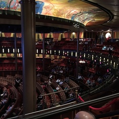 Reflection Theater on Celebrity Reflection