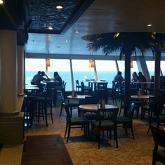 Havana Bar on Carnival Sunshine
