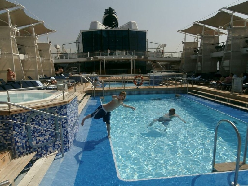 Celebrity Eclipse Cruise Review for Cabin 1172