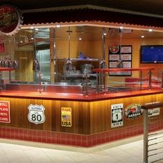 Guy''s Burger Joint on Carnival Valor
