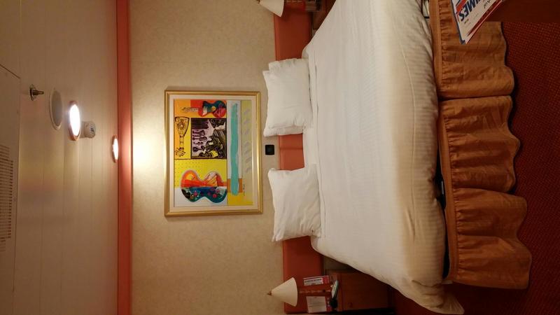 Carnival Liberty cabin 7235