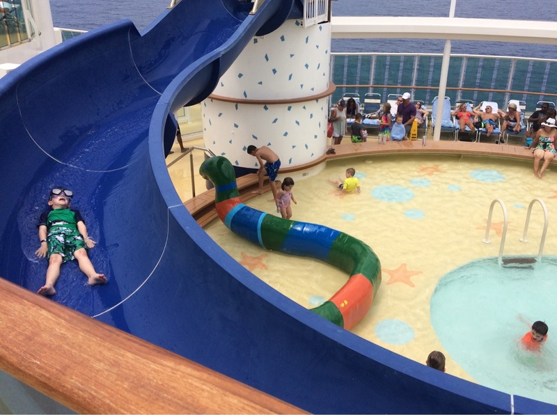 Adventure Beach on Brilliance of the Seas