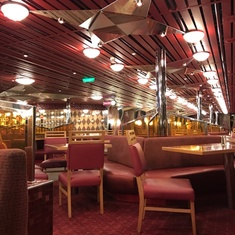 The Gathering Lido Restaurant on Carnival Dream