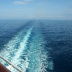 Serenity on Carnival Conquest