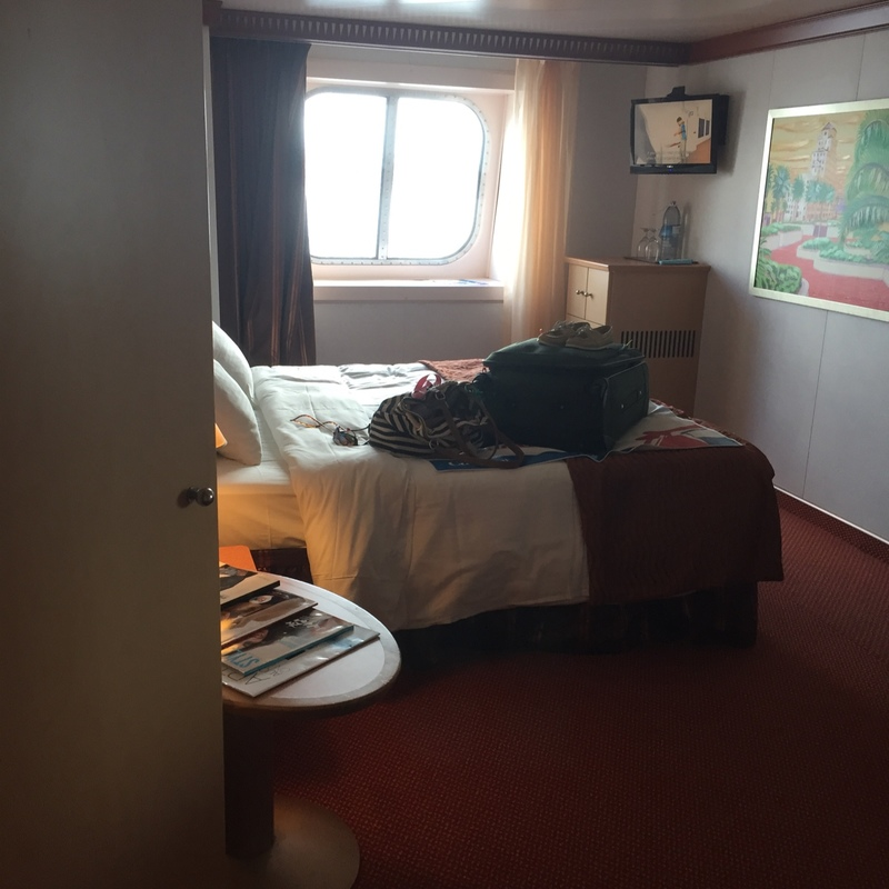 Carnival Dream cabin 2468