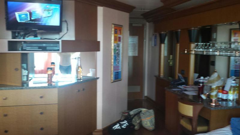 Carnival Liberty cabin 7248