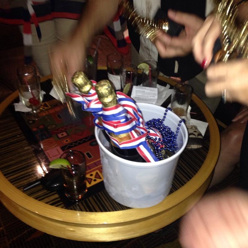 Carnival Glory, Entertainment, Amber Palace Main Lounge