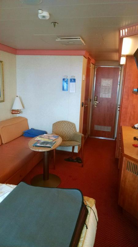 Carnival Glory cabin 9217