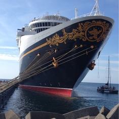 Disney Magic Cruise Ship Reviews And Photos Cruiselinecom - Pictures of the disney magic cruise ship