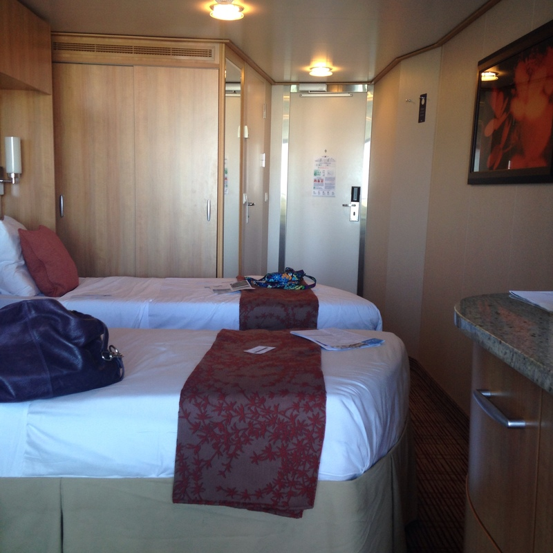 Deluxe Veranda Stateroom Cabin Category 2a Celebrity