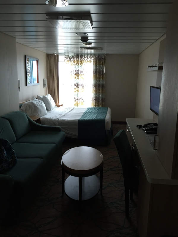 Oceanview Cabin 8098 On Enchantment Of The Seas Category 1m