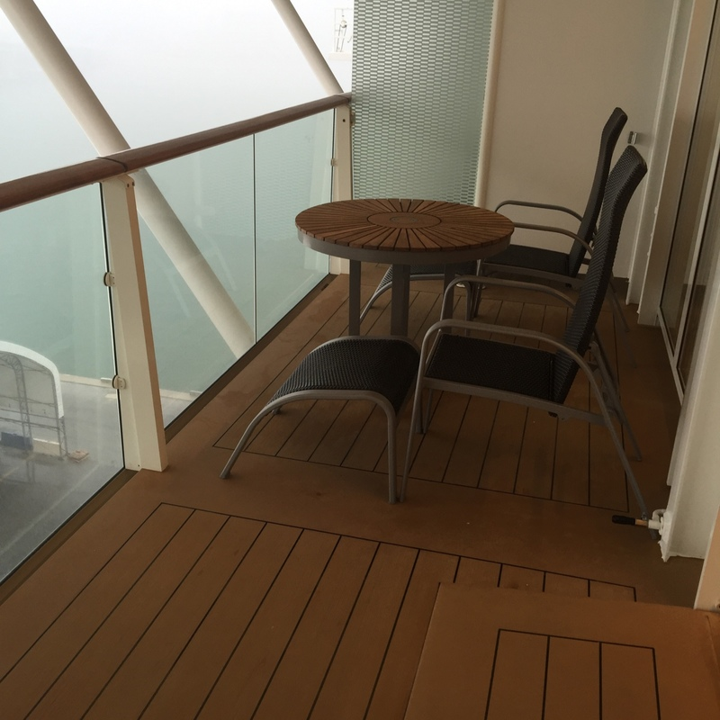 Sky Suite (S2) Celebrity Reflection Cabin Reviews on ...