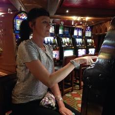 Club Merlin Casino on Carnival Legend
