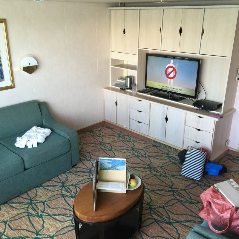 Royal Family Suite with Balcony on Rhapsody of the Seas
