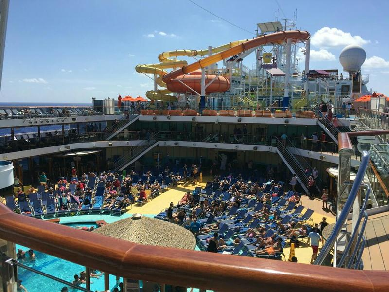 Carnival Breeze cabin 6290