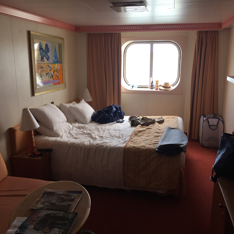Carnival Glory cabin 2380