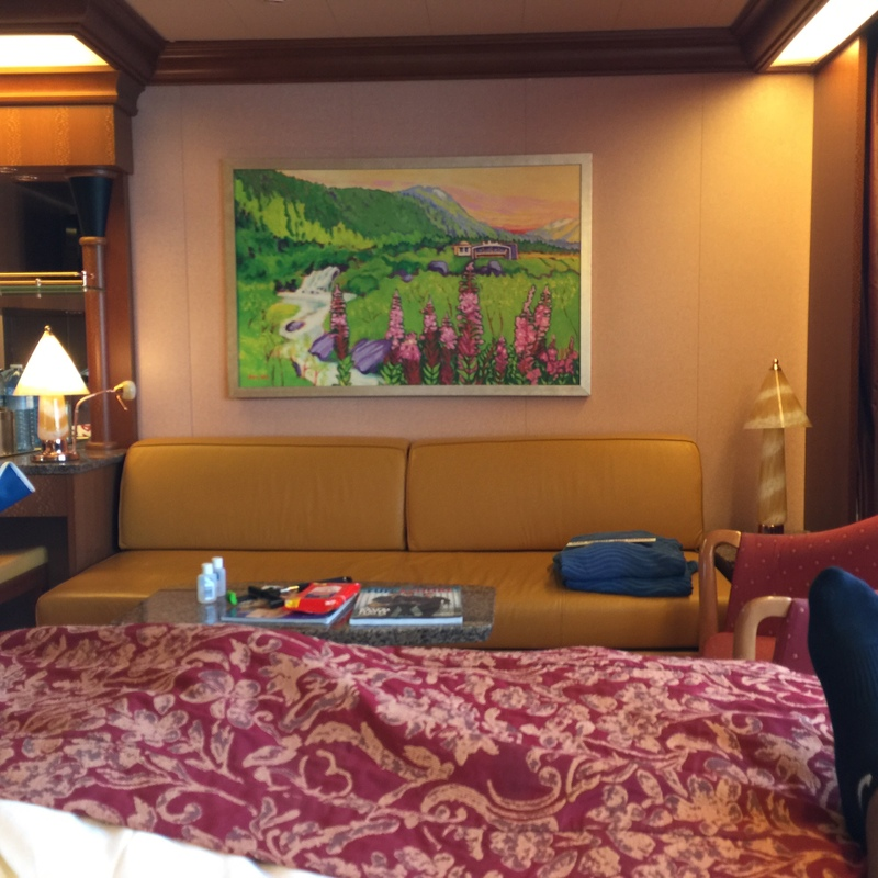 Carnival Dream cabin 7230