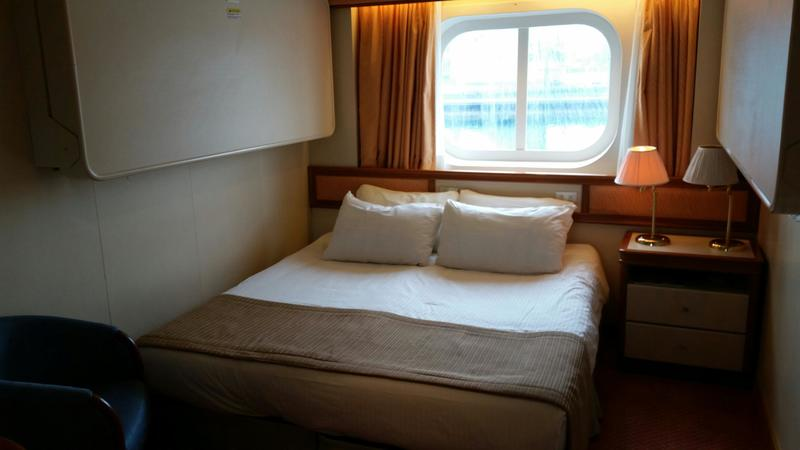 Oceanview Stateroom on Grand Princess