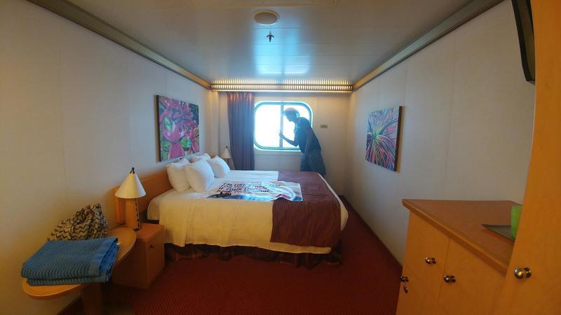 Carnival Magic cabin 7201