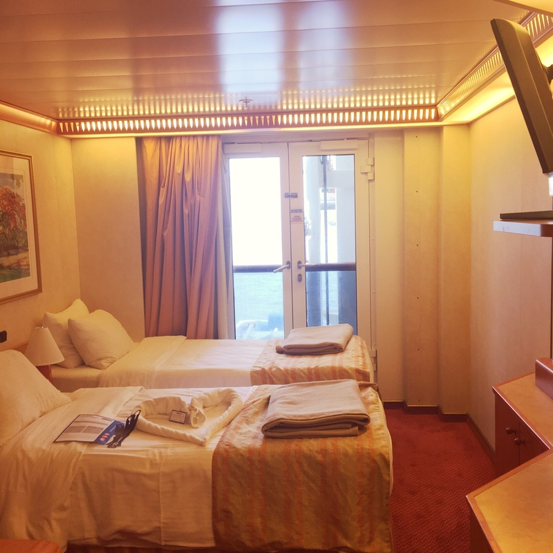 Inside Cabin 4115 On Carnival Miracle Category 4k