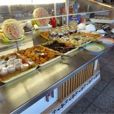 Lido Restaurant on Prinsendam