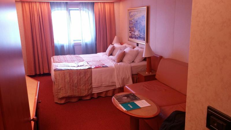 Carnival Splendor cabin 1437