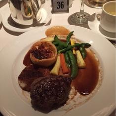 Dining Room on Crown Princess