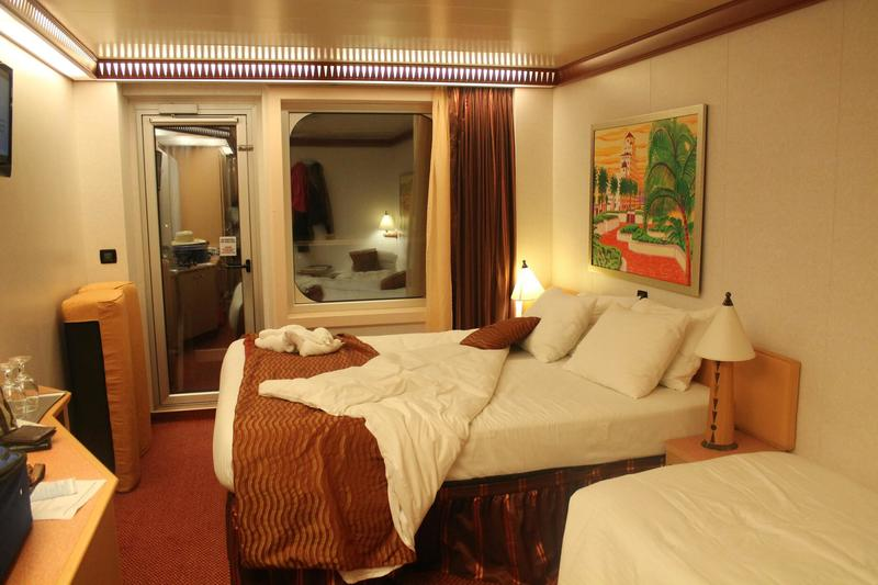 Carnival Dream cabin 11272