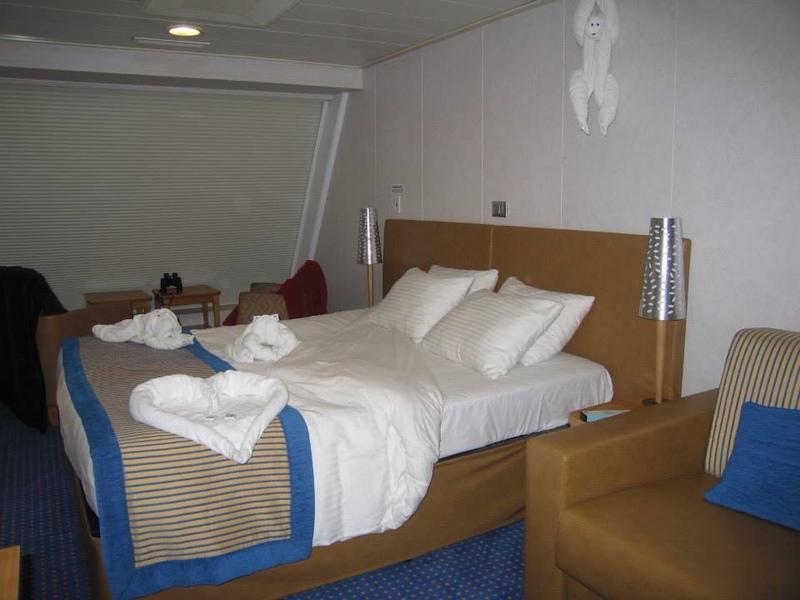 Carnival Conquest cabin 9196