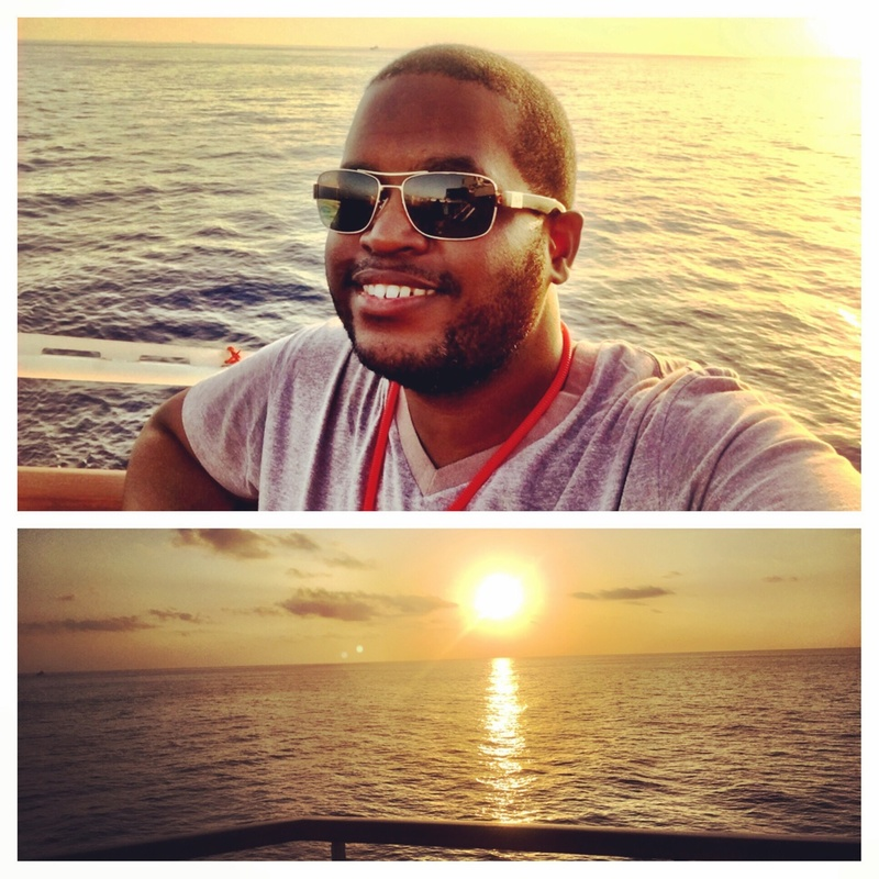 sunset was EVERYTHING 8/19/16 - Carnival Splendor