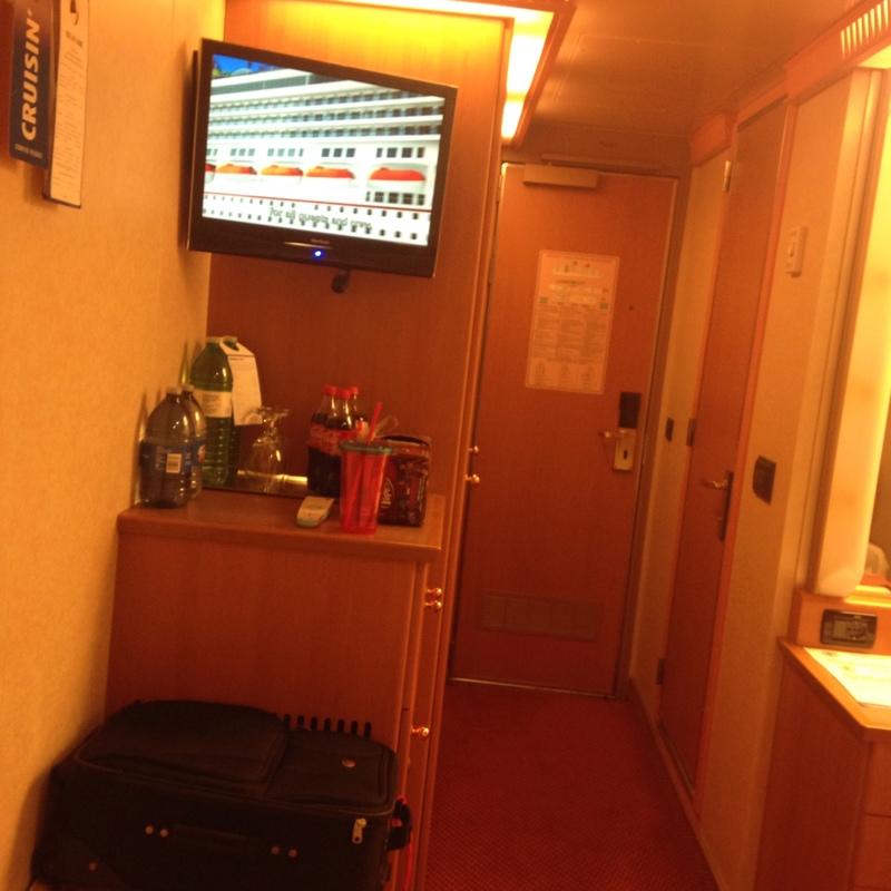 Carnival Splendor cabin 9293