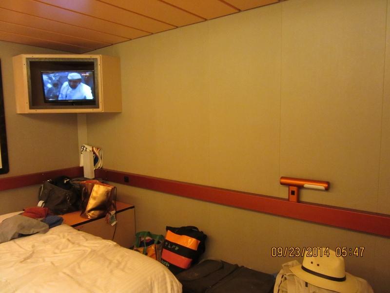 Carnival Elation cabin E112