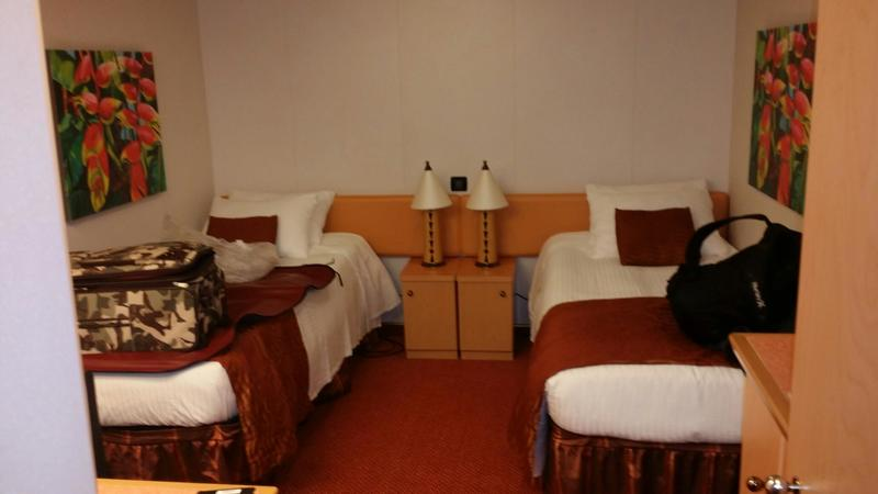 Carnival Magic cabin 2251