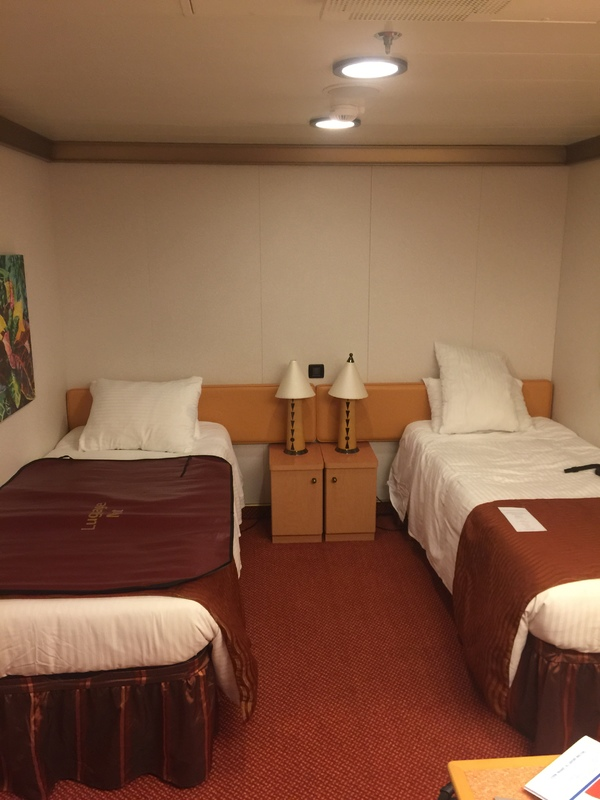 Carnival Magic cabin 6497