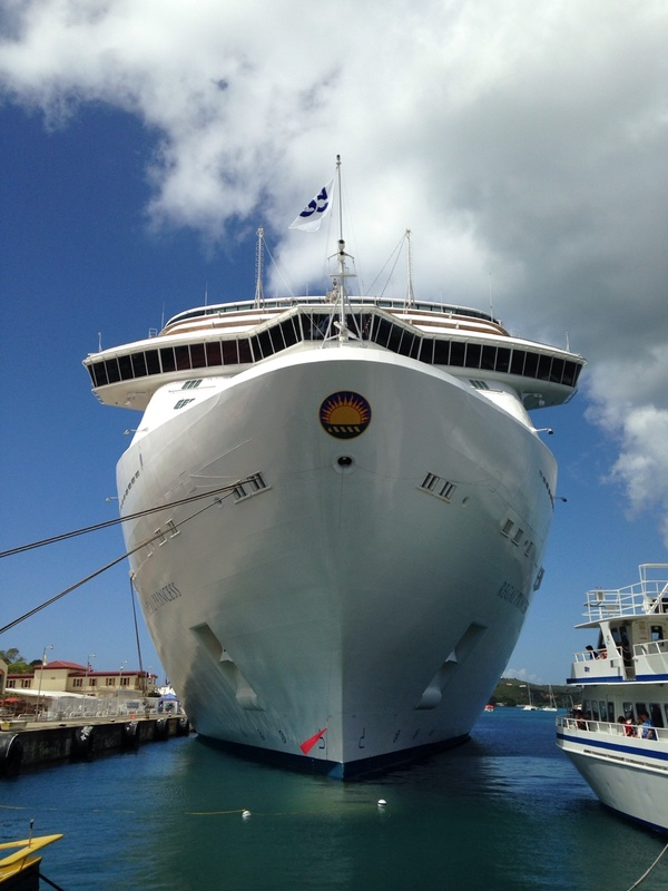 Regal Princess Cruises From New York New York On For - Canadian cruise