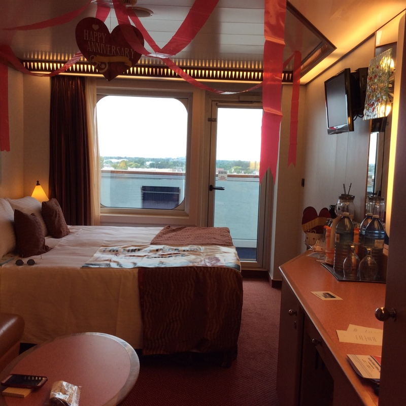 Carnival Dream cabin 7268