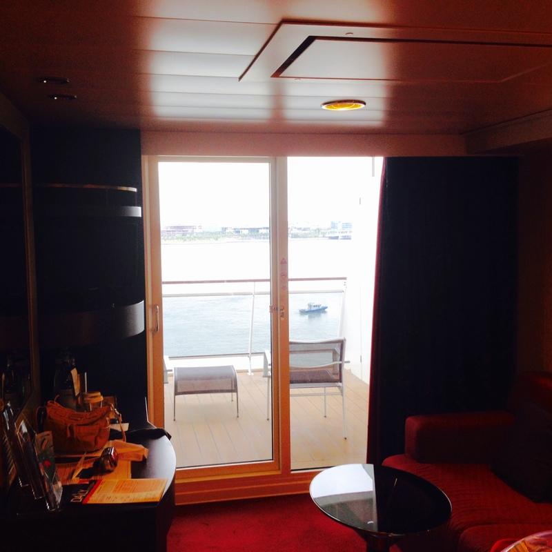 Deck Plan Msc Divina: Balcony Cabin 11262 On MSC Divina, Category BW