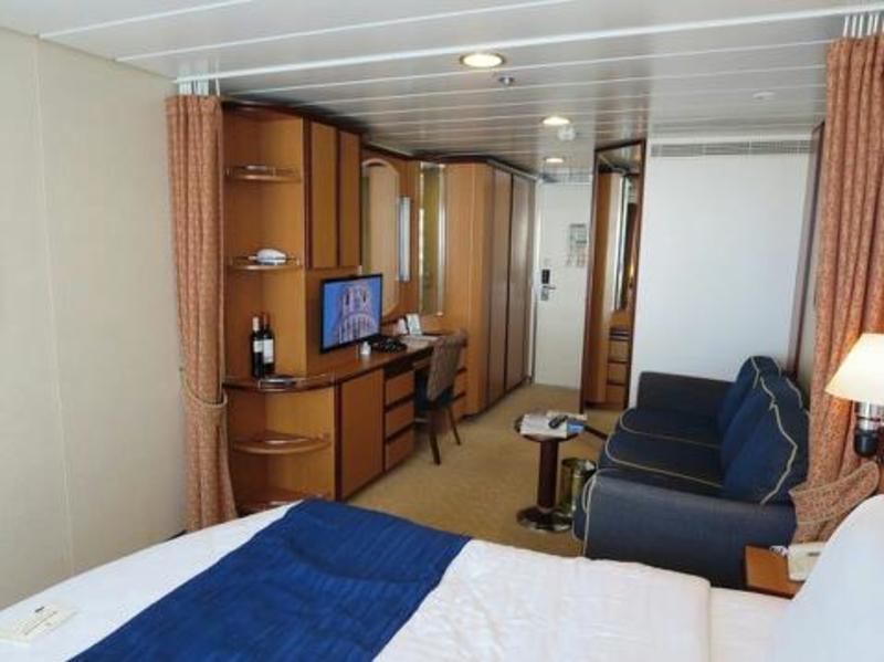 Serenade Of The Seas Cabin 7172