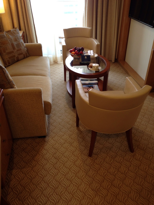 Royal Princess cabin R609