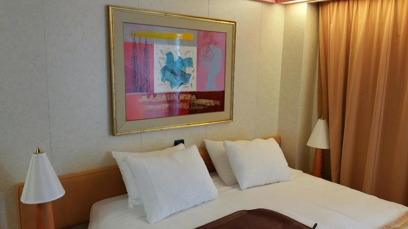 Carnival Glory cabin 8454