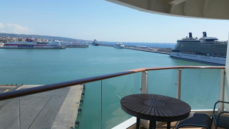 Celebrity Equinox Panorama Deck Reviews, Pictures, Description