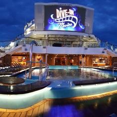 Carnival Valor Cruise Ship Reviews And Photos