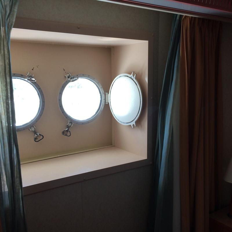 Carnival Conquest cabin 2211