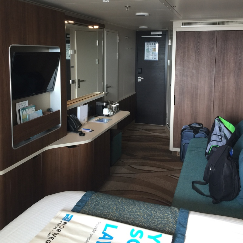 Norwegian Escape Cabins And Staterooms