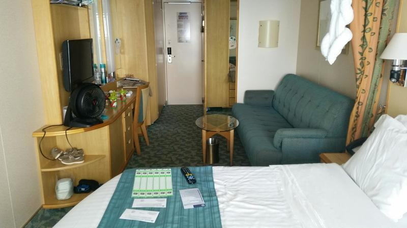 Interior Stateroom on Liberty of the Seas