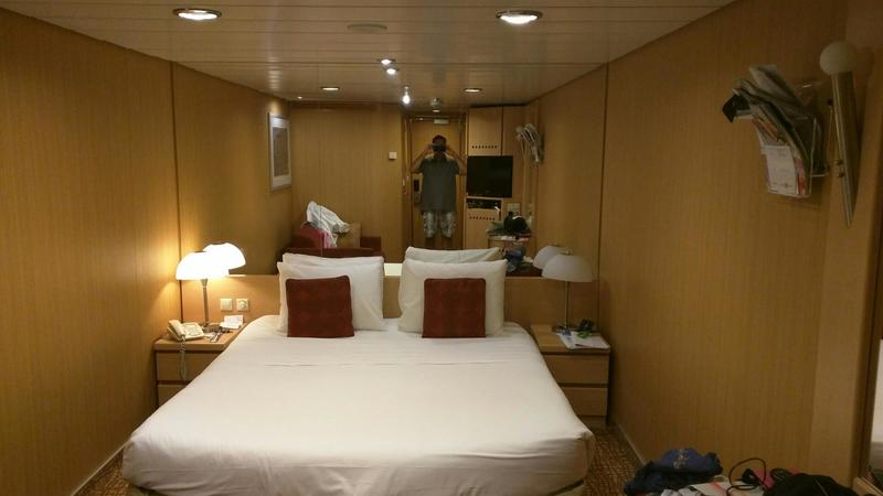 Celebrity Infinity Cabins And Staterooms
