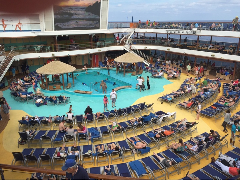 Carnival Magic Features And Amenities