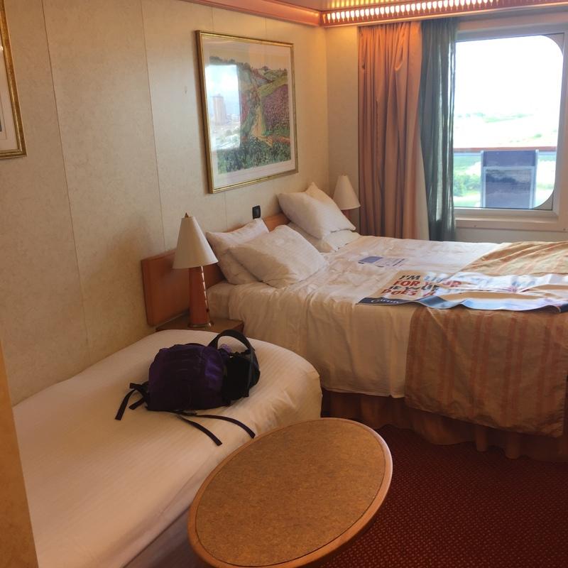 Carnival Valor cabin 6223